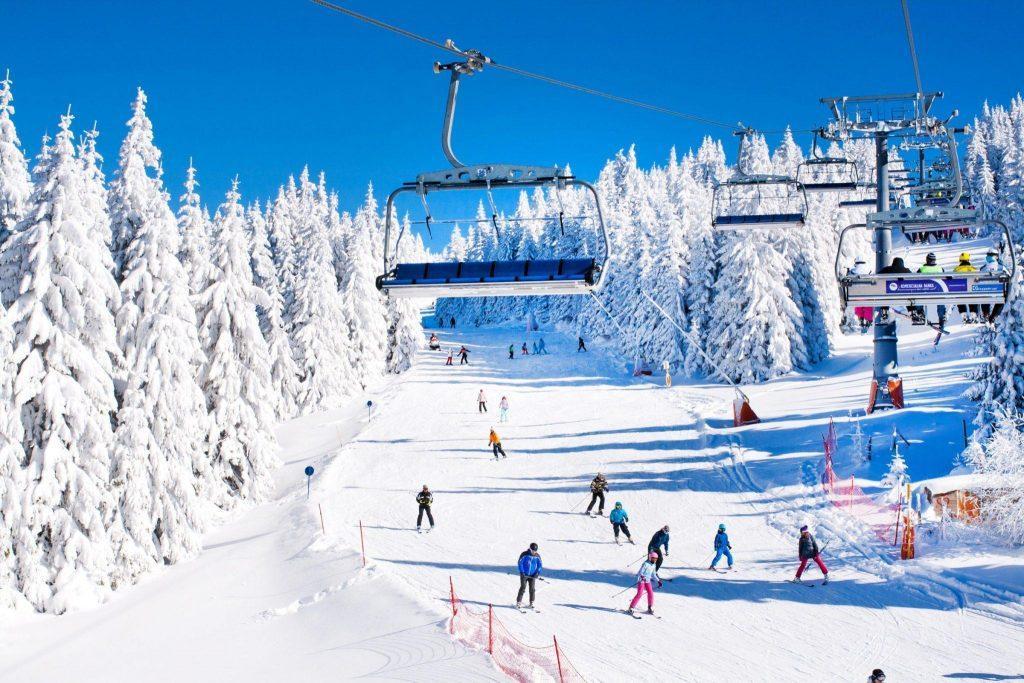 pusat ski di turki