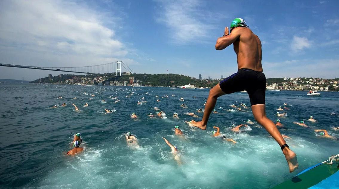 Festival olahraga di istanbul