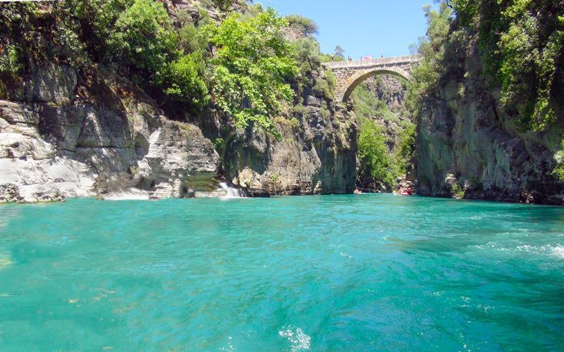 Koprulu-Kanyon-Antalya