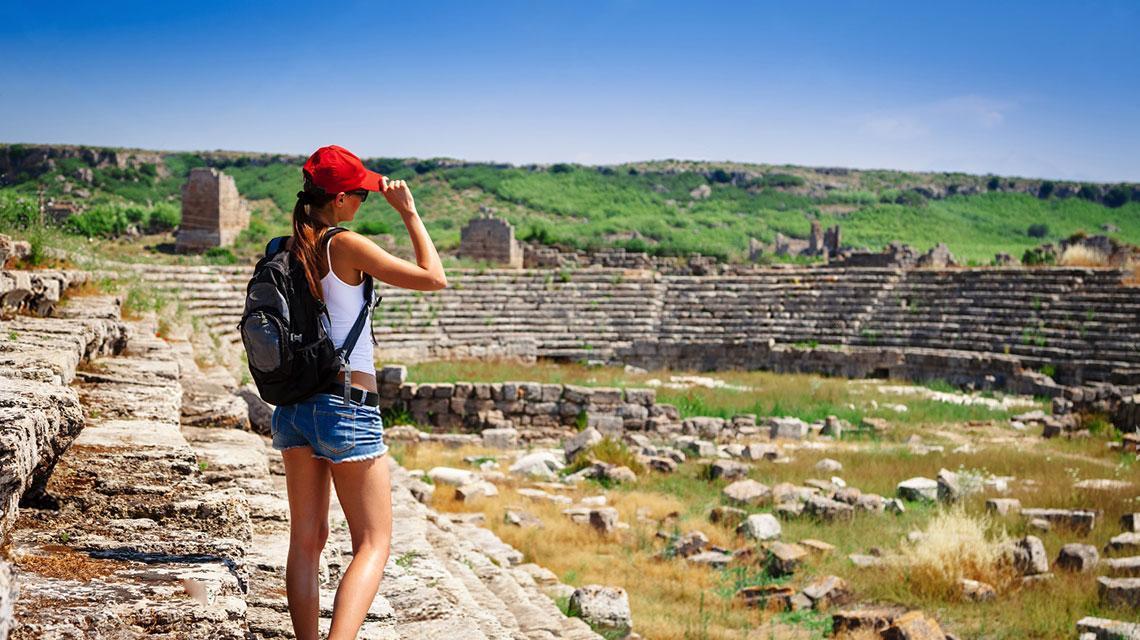 Kota Kuno Perge
