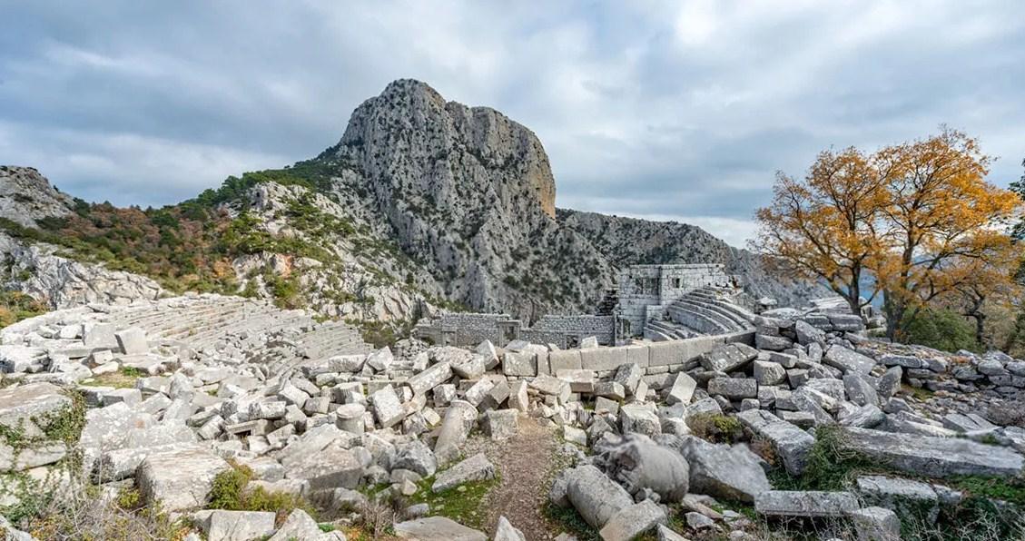Kota Kuno Termessos