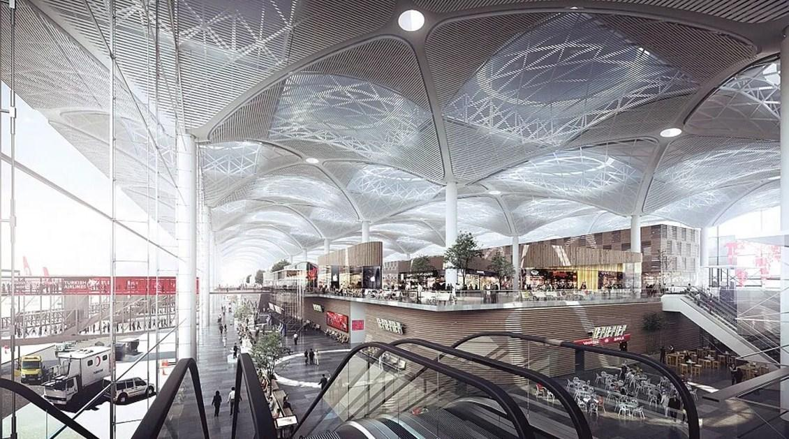 New Grand Airport, Istanbul