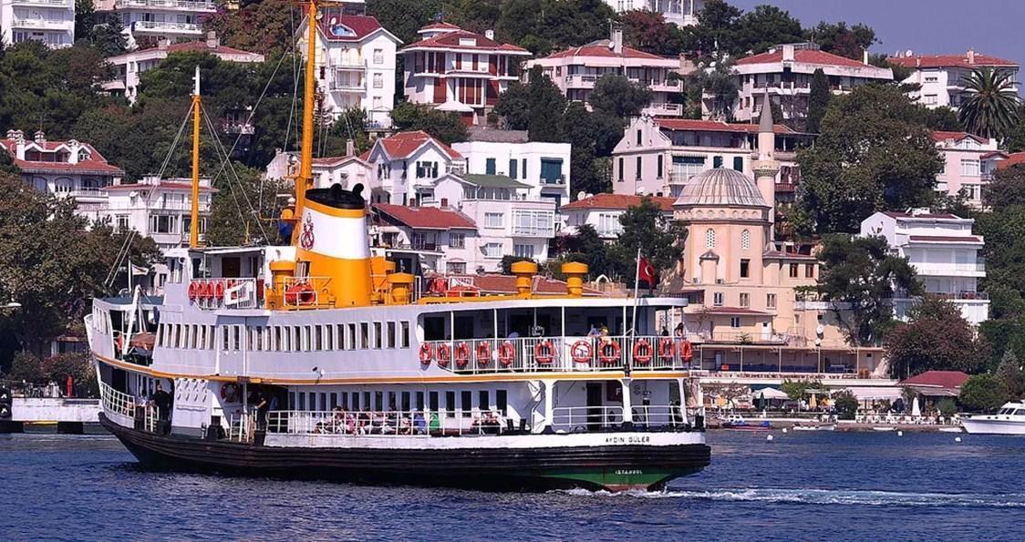 Pulau Burgazada Istanbul