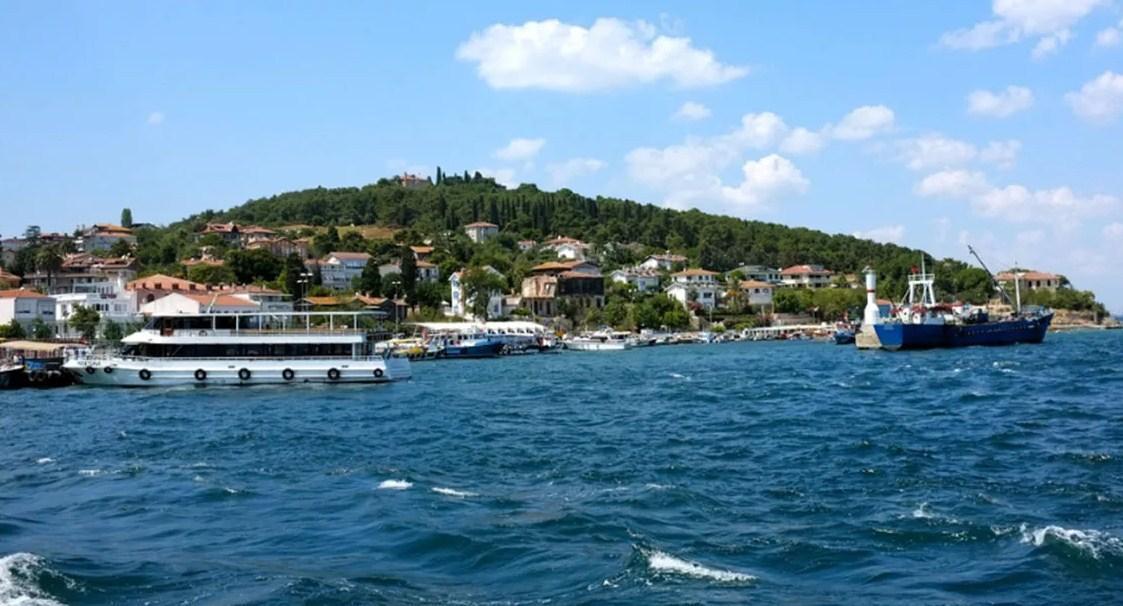 Pulau HEYBELIADA ISTANBUL