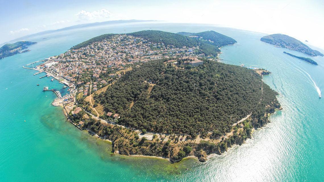 Pulau heybeliada