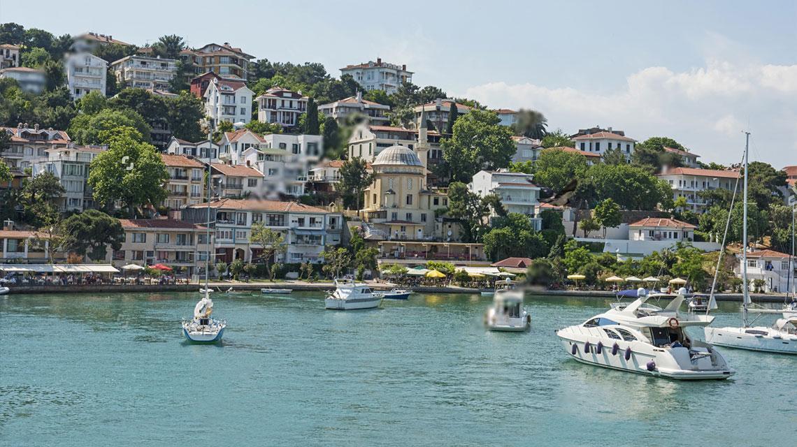 Pulau Kinaliada Istanbul