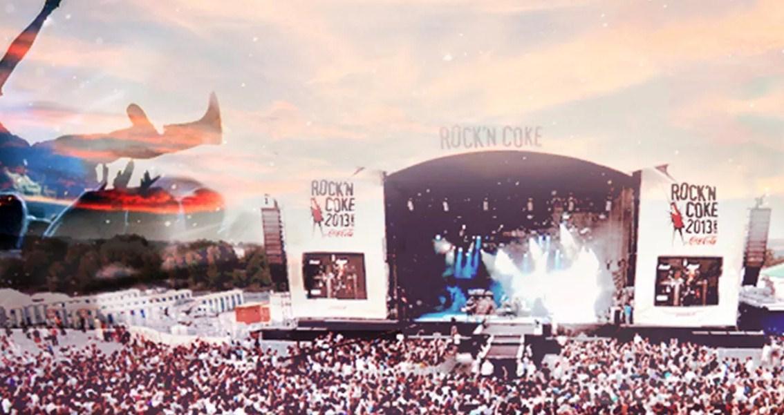 Rock'n Coke Festival Istanbul