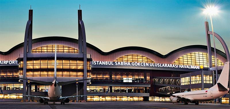 Bandara di Istanbul