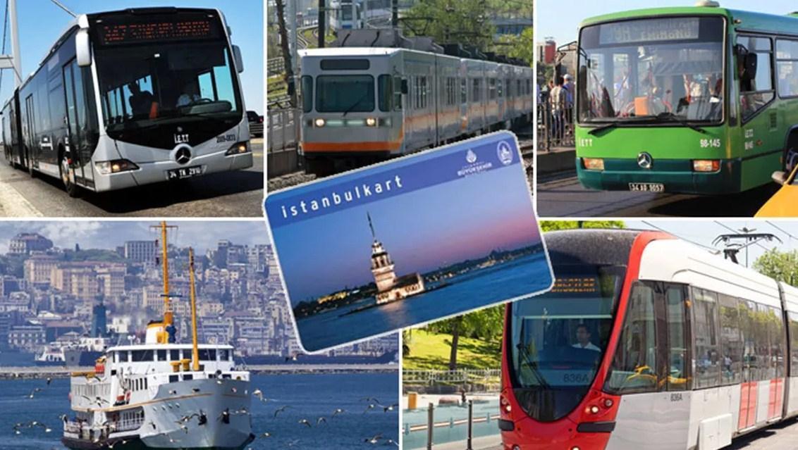 Transportasi Umum di Istanbul