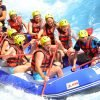 rafting di sungai koprucay antalya