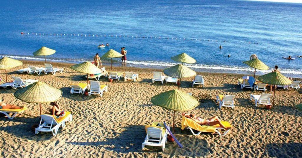 Pantai Gumuldur, Menderes, Izmir
