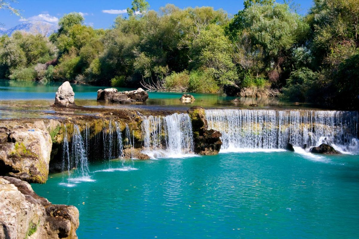 air terjun manavgat