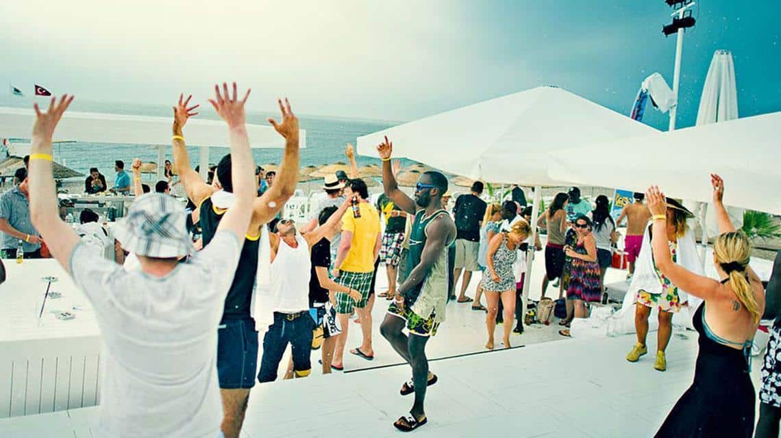 festival musik di antalya
