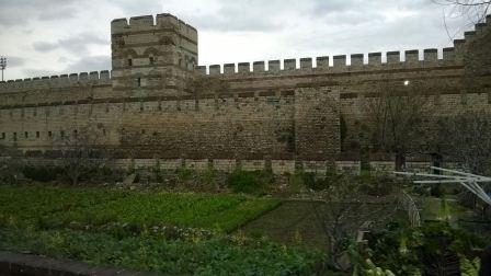 Benteng Konstantinopel