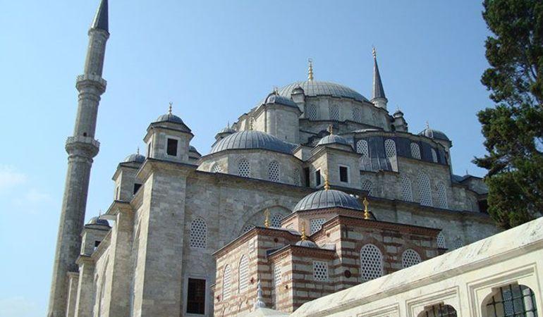 Masjid Muhammad Al-Fatih