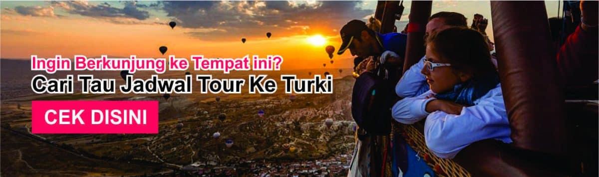 jadwal tour ke turki tempat wisata