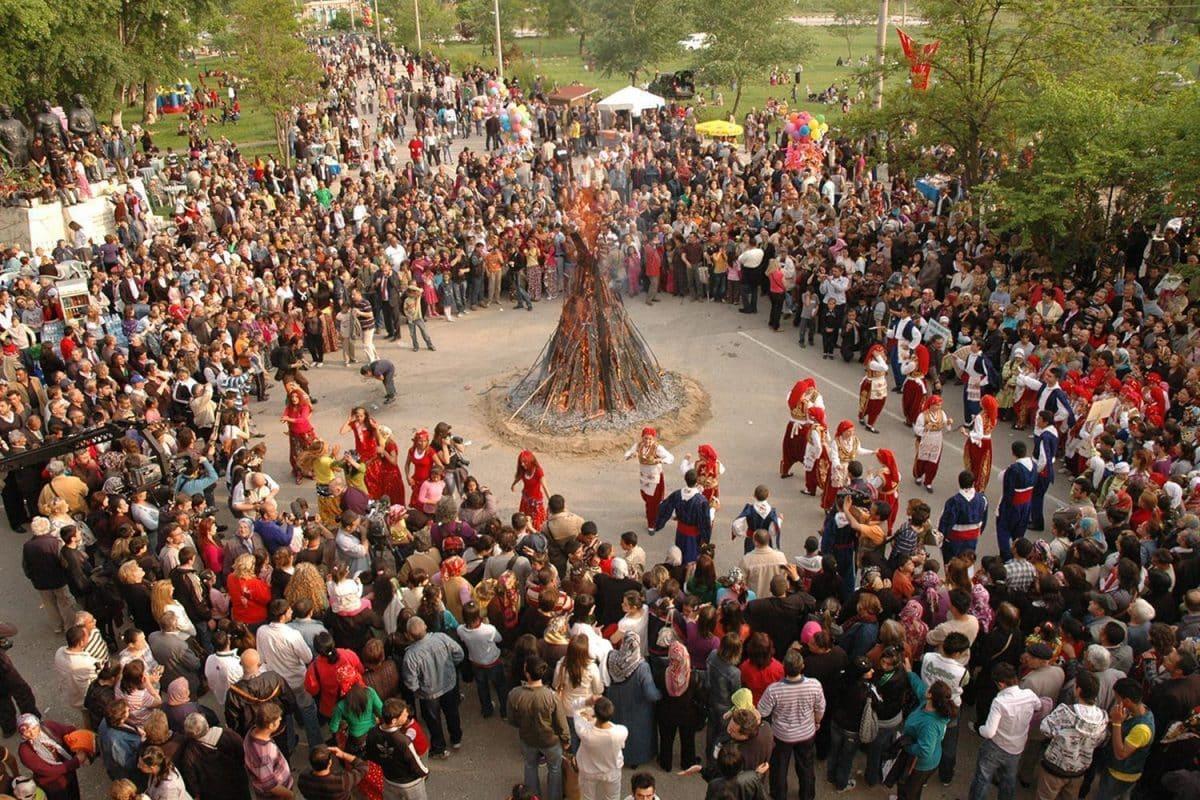 Festival Kakava, Festival Internasional Turki Keturunan Roma