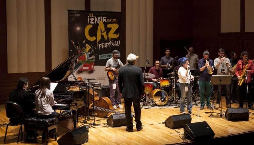 Festival Jazz Eropa Izmir