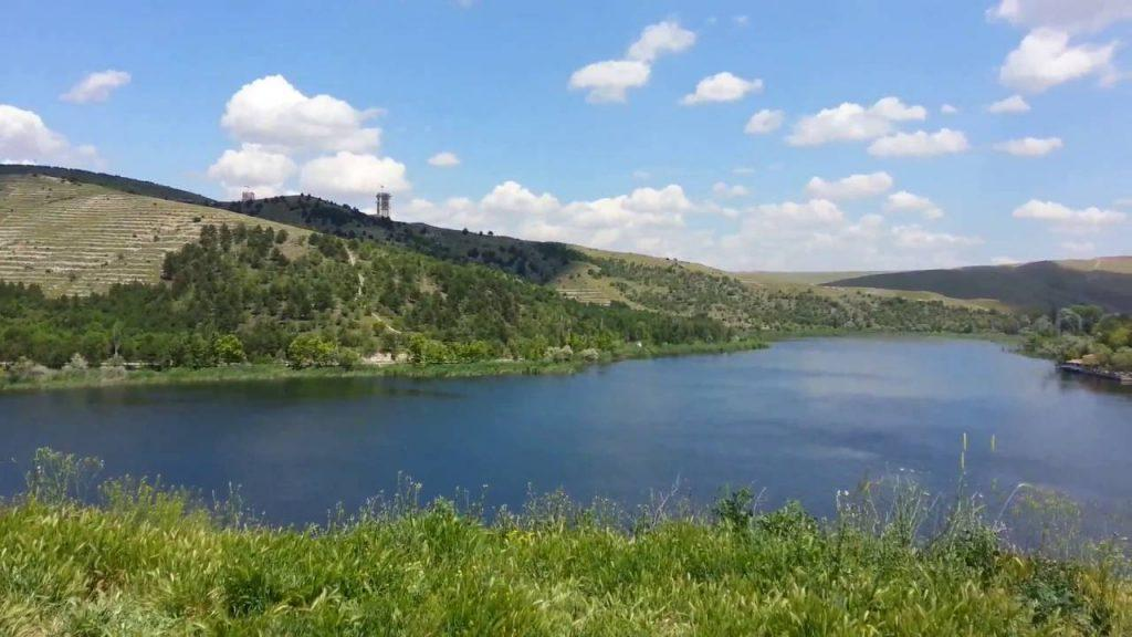 Danau Eymir