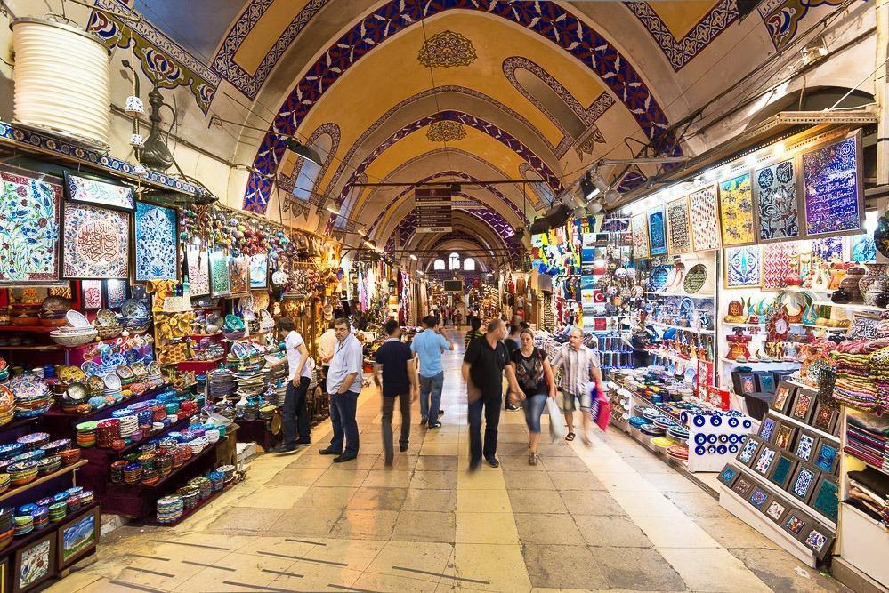 1.Grand Bazaar