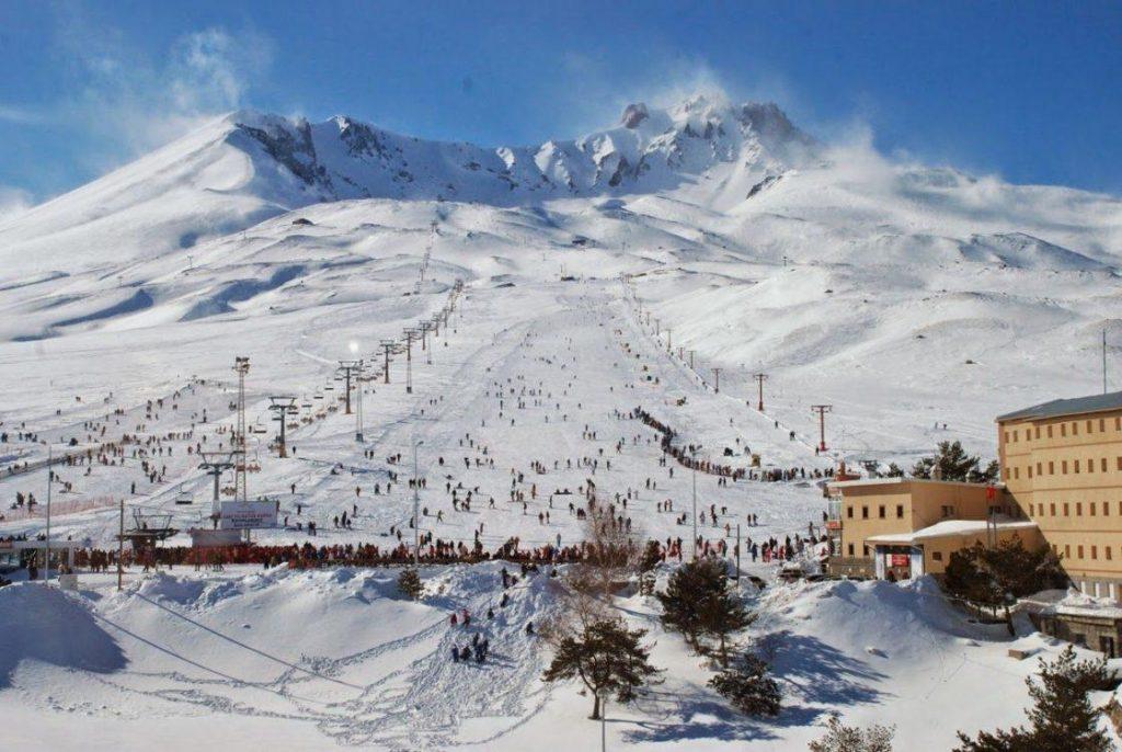 Taman Nasional Uludag Terkenal Di Musim Dingin