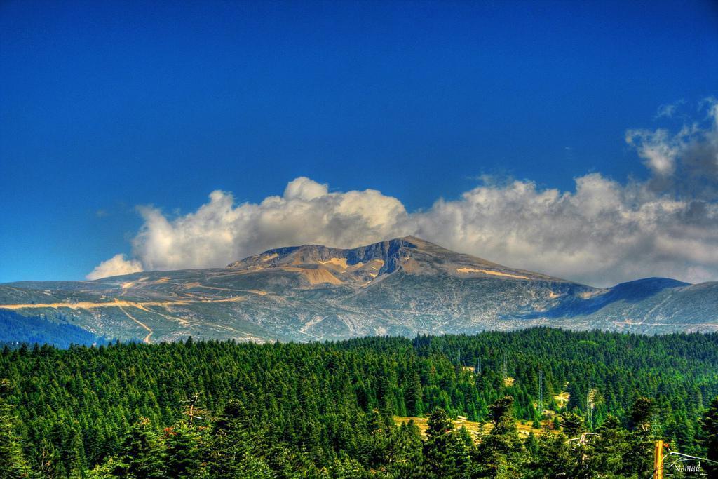 Taman Nasional Uludag Terkenal Di Musim Panas