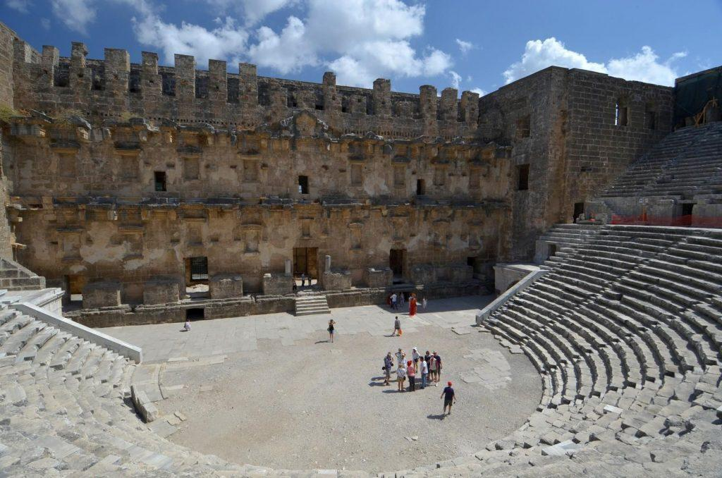 The Oustanding Aspendos Theatre