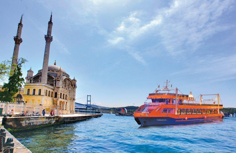 Bosphorus Cruise Turkey