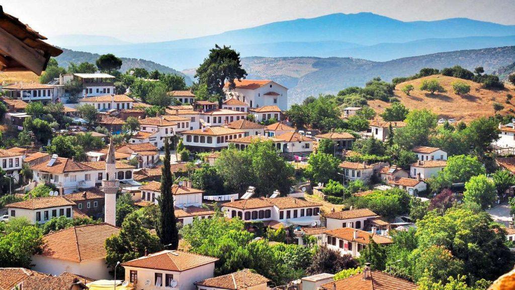 Desa Sirince, Desa Mungil Yang Cantik Jelita di Turki