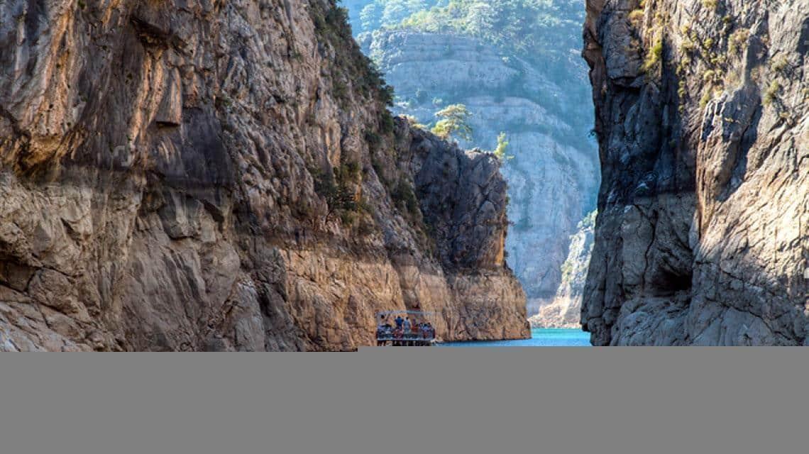 Jelajah Pesona Sungai Manavgat