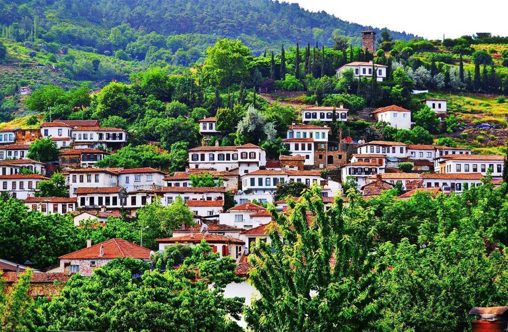 Menyusuri Area Desa Sirince