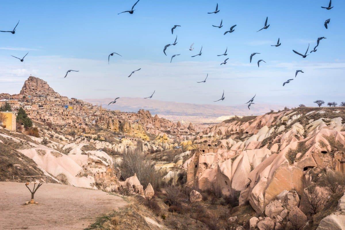 Pigeon Valley Cappadocia, Keharmonisan Antara Alam dan Manusia di Turki
