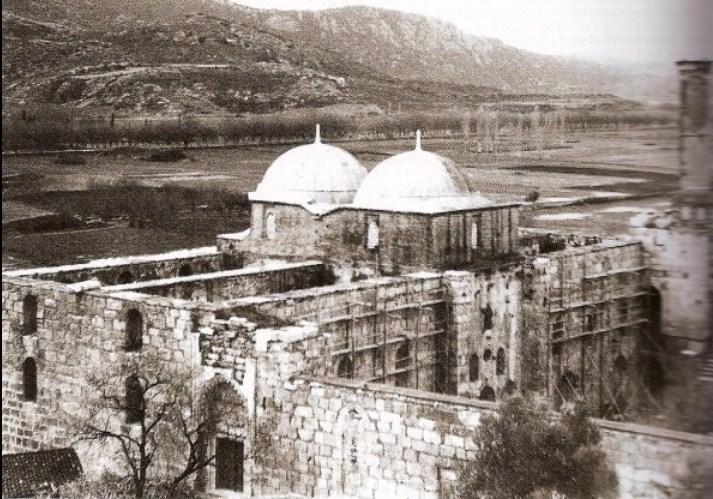 Sejarah Masjid Isa Bey