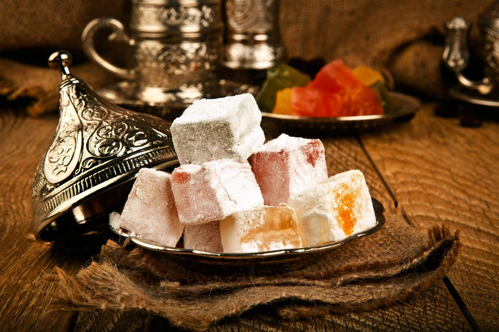 Turkish Delight, Kudapan Lezat Khas Tanah Turki