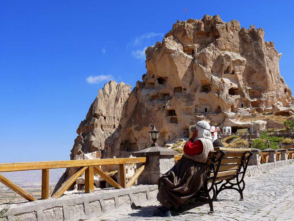 Uchisar Castle