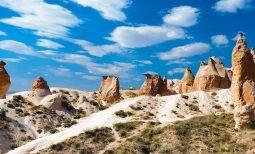 Devrent Valley (Lembah Unta) Cappadocia, Tempat Berimajinasi Bersama Alam