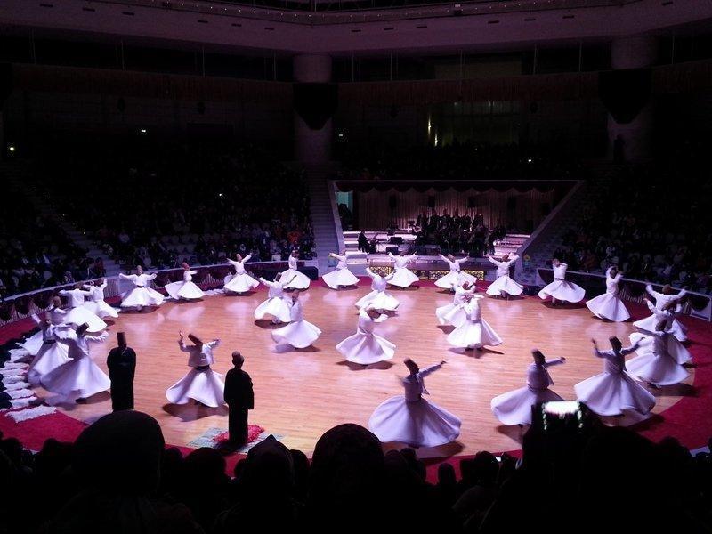 Ketenangan Adalah Kunci Utama Bagi Penari Sufi