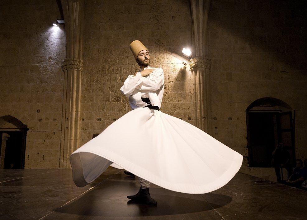 Makna Tarian Sufi Turki