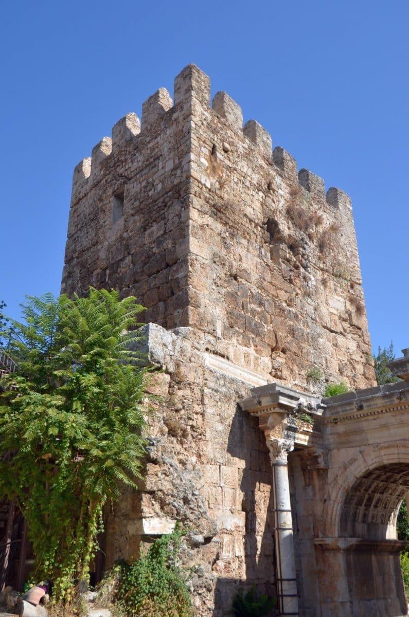 Menara Bagian Utara