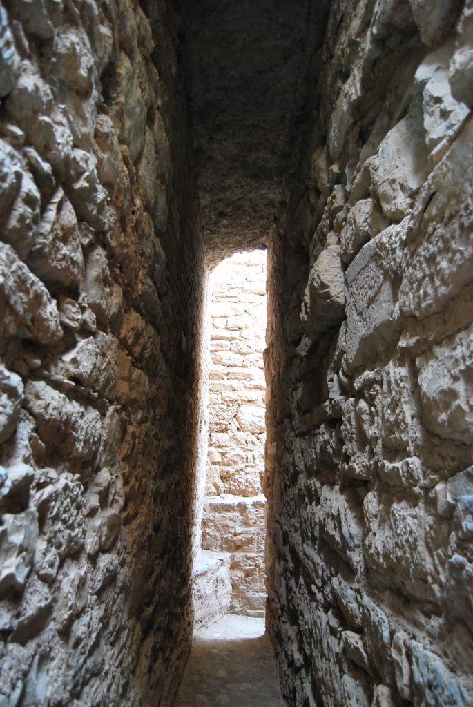 Ruang Kosong antar Dinding untuk Menjaga Kelembaban