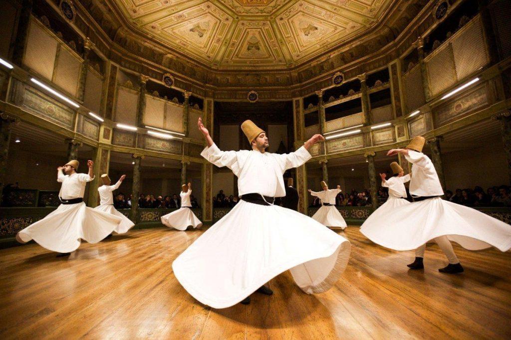 Sejarah Tarian Sufi Turki