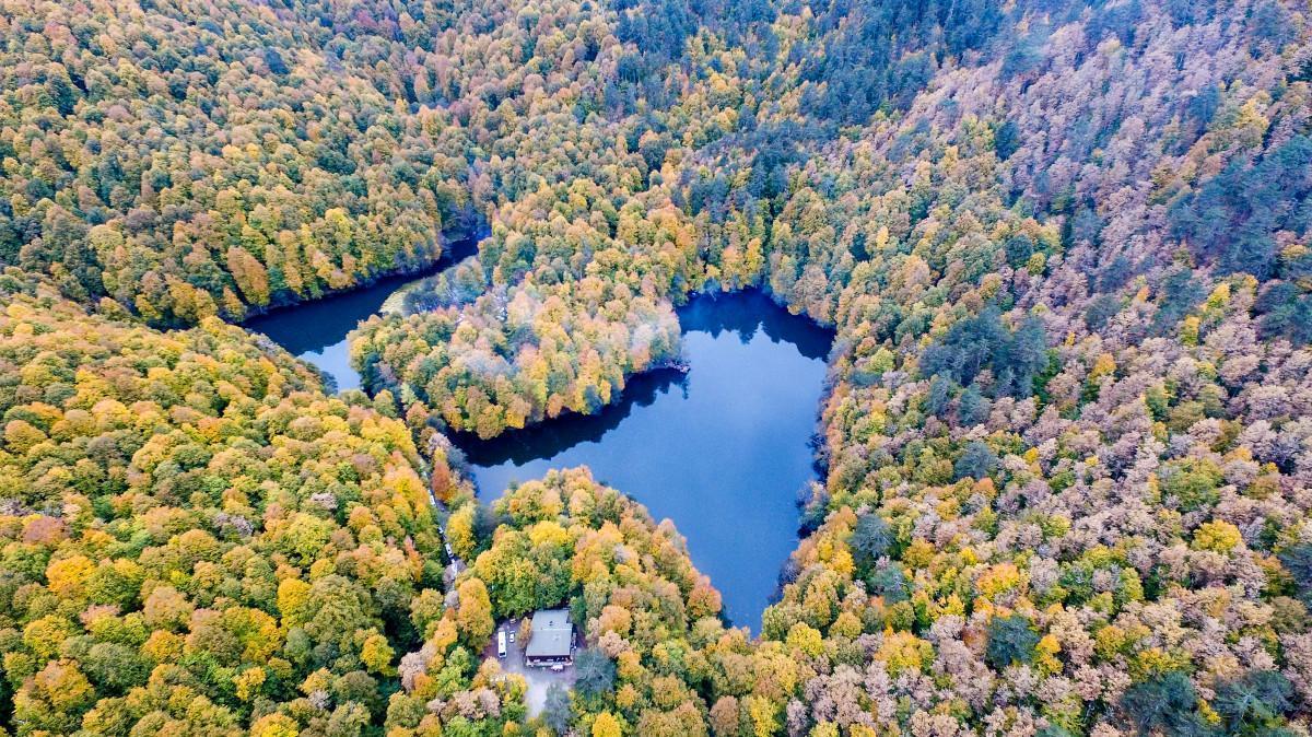 Yedigöller (Seven Lakes) National Park, Wisata Taman Berdanau Cantik di Turki