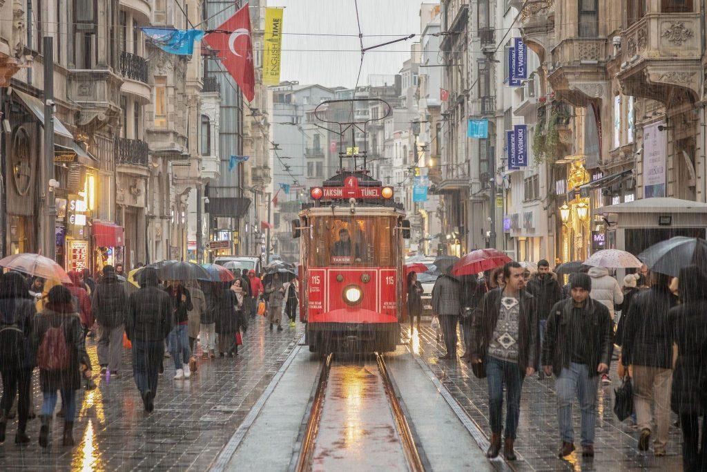 Jalan Istiklal, Jantung Kota Dan Pusat Wisata Istanbul