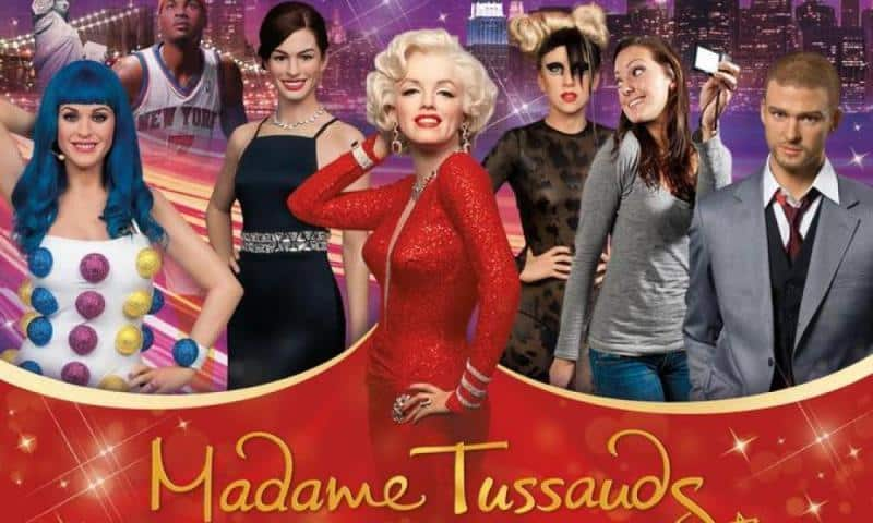 Museum Lilin Madame Tussauds