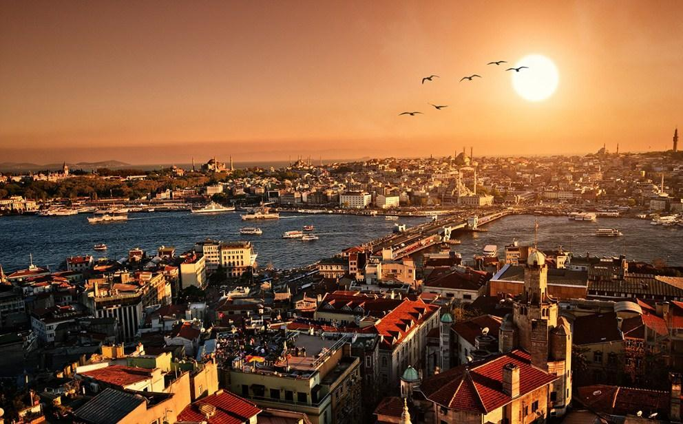 Jembatan Galata Turki, Wisata Romantis di Istanbul