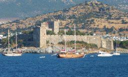 Kastil Bodrum, Museum of Underwater Archeology di Turki