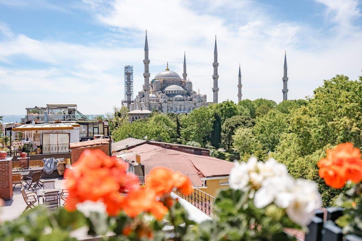 Paket Wisata Tour ke Turki 9 Hari 8 Malam Maret