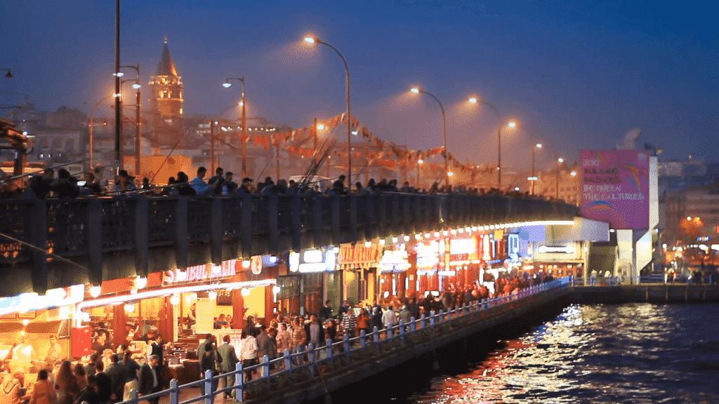 Restoran Bawah Jembatan Galata