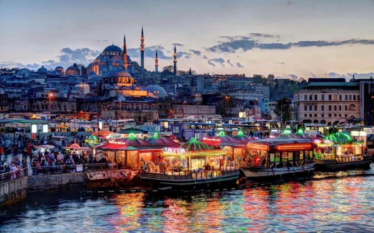 Promo Paket Wisata Tour Turki Spesial Natal dan Tahun Baru