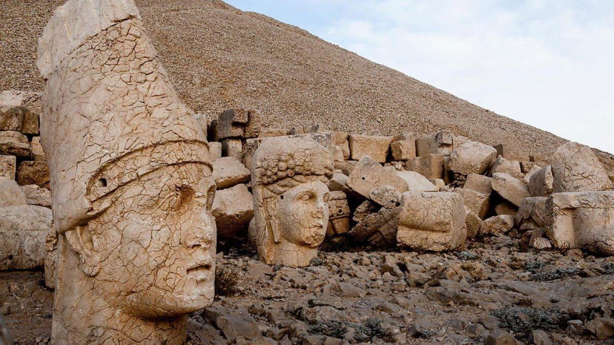 Sejarah Gunung Nemrut